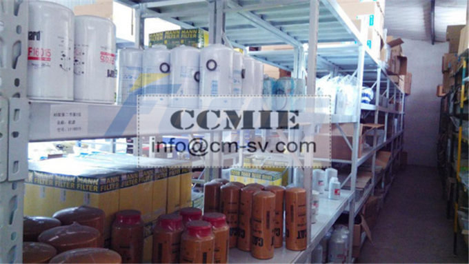 Compactor Paver Truck Crane Parts , Full Series XCMG truck Crane Air Filter
