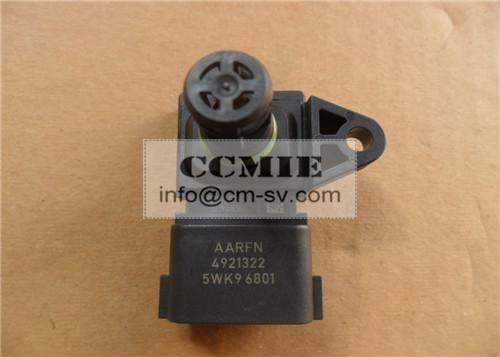 Genuine Sensor Assy Excavator Engine Komatsu Spare Parts High Precision