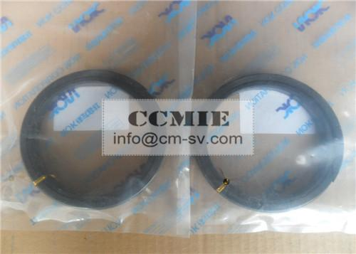 Komatsu Excavator Hydraulic Cylinder Piston Ring Parts with Rubber Material