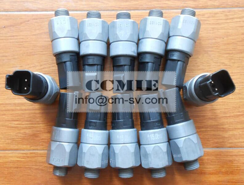 ISO9001 XCMG Excavator XE240C Spare Parts Pressure Switch 803538020
