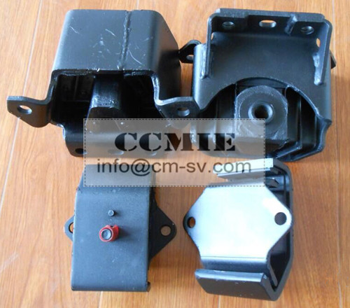 Standard Excavator Spare Parts Engine Pads For XCMG Excavator XE250