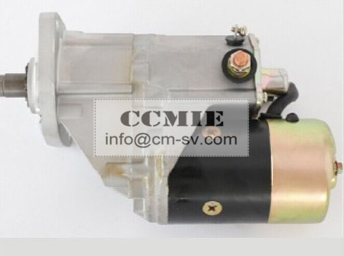 PC200-1 Excavator Engine Parts Sany Spare Parts Starter Motor
