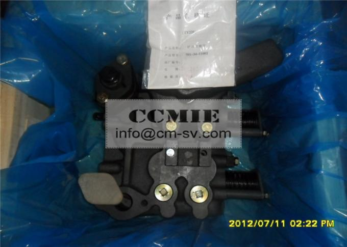 Blade control valve assy 701-34-11002 for SHANTUI SD22 D85A spare parts