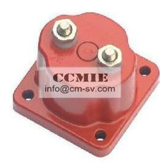 China Electromechanically Operated  Electric Solenoid Valve for Cummis Diesel Engine Injector Parts supplier