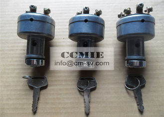 China Starting Switch Shantui Spare Parts for Heavy Duty Truck Bulldozer /  Wheel Loader supplier
