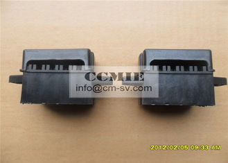 China SHANTUI SD13 Bulldozer Electrical System Fuse Relay Box with Plastic Outer Casing supplier