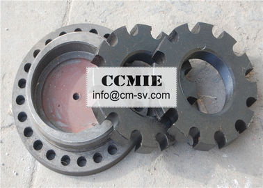 China XCMG Spare Parts Pillow Block Adapter Sleeve Nut with Carbon Steel Material supplier