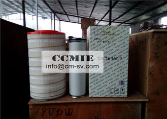 China Compactor Paver Truck Crane Parts , Full Series XCMG truck Crane Air Filter supplier