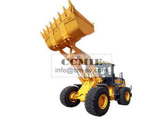 China LW500KN Strong Structure Wheel Loader Construction Machinery With Original Wheel Loader Spare Parts supplier