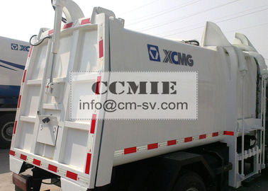 China Sealed Hydraulic Side Loading Special Vehicles for City Garbage Collection supplier