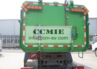 China High Way Sweeping And Spraying Road Sweeper Truck  with 5600L Water Tank supplier