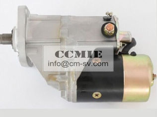 China PC200-1 Excavator Engine Parts Sany Spare Parts Starter Motor supplier