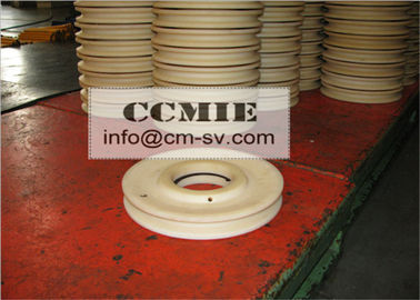 China QY70K-I pulley XCMG truck crane parts International express or by sea supplier