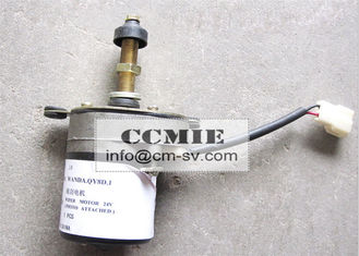 China Xcmg truck crane parts wiper motor truck mounted crane parts supplier