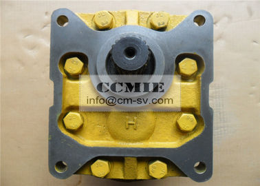 China SGS bulldozer Parts hydraulic pump 07444-66103 shantui bulldozer gear pump supplier