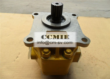 China CE Shantui spare parts bulldozer steering oil pump sd22 dozer hydraulic pump assy supplier