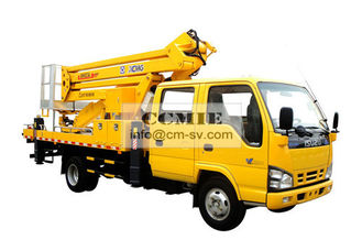 China Construction Special Vehicles 23.2m Vehicle Mounted Boom Lift supplier
