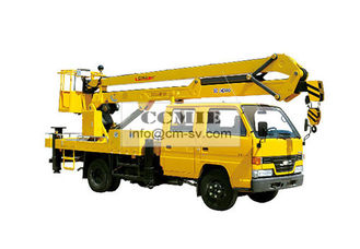 China XCMG Special Vehicles Bucket Articulating Truck Mounted Lift 2 Ton supplier