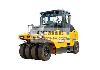 China Tyre Compactor XP203 For Road Construction Water Conservancy Construction supplier