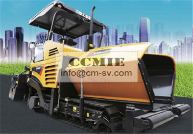 China Asphalt Concrete Paver RP603 Construction Machinery Good Pavement Evenness supplier