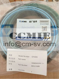 China XCMG QY100K Crane Spare Parts Telescoping Cylinder Repair Kit 803500378 supplier