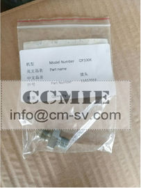 China CE XCMG Spare Parts 11417016 / 110500899 XCMG Truck Crane QY100K Connector supplier