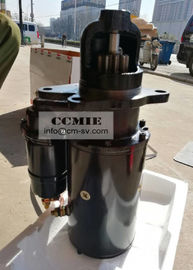 China Professional Diesel Engine Type XCMG Crane Spare Parts Starter Assembly supplier