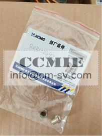 China XCMG Crane QY100K Spare Parts SOCKET 803100492 / 10120385 Heavy Equipment Parts supplier
