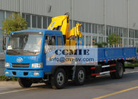 China Durable XCMG Transportation Truck Mounted Crane With 6300kg Max Lifting Capacity factory