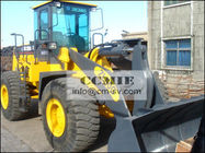 China 5 Ton Earth Moving Equipment , Strong Carrying Capacity Tractor Front End Loaders factory