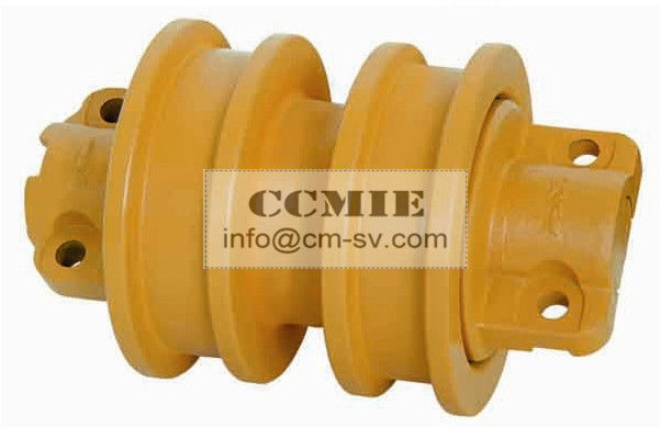 PC150 PC220 PC400 Excavator Komatsu Spare Parts Track Roller With