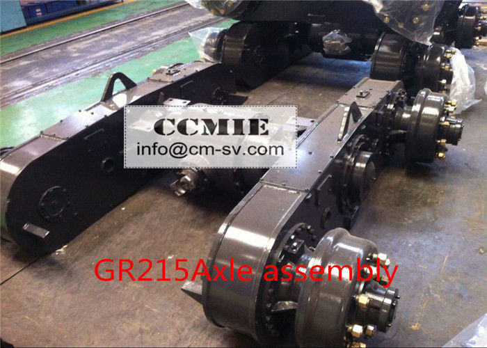 Heavy Load Differential Rear Axle Assembly for XCMG Motor
