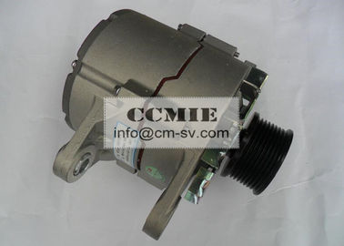 Machinery ISL9 Cummins Alternator Assembly 24V 70A , Cummins Spare Parts